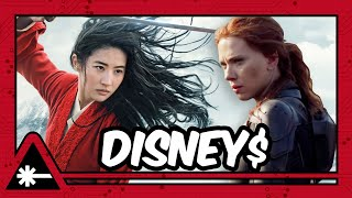 How Disney's Big Mulan Decision Will Affect Black Widow (Nerdist News w/ Dan Casey)