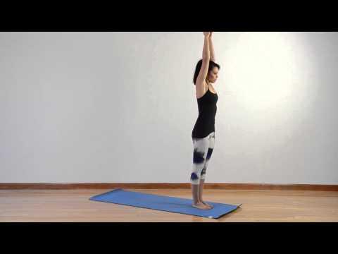 Vinyasa Yoga | Chandra Namaskar w Malissa Brennan