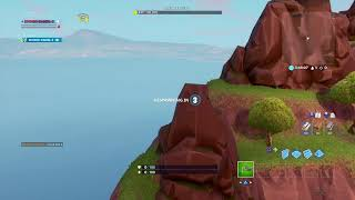 I try a bug on Fortnite 1 (on Bn)