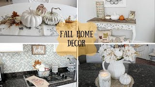 DECORATE WITH ME FOR FALL 2017