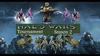 The Halo Wars Tournament Season 2 - Round 5,
