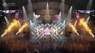 ESCAPE MUSIC FESTIVAL 2017 - teaser