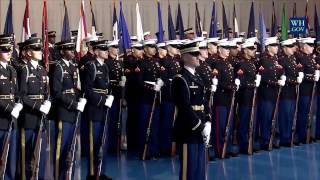 President Obama's Military Farewell Speech 2017 Free HD Video