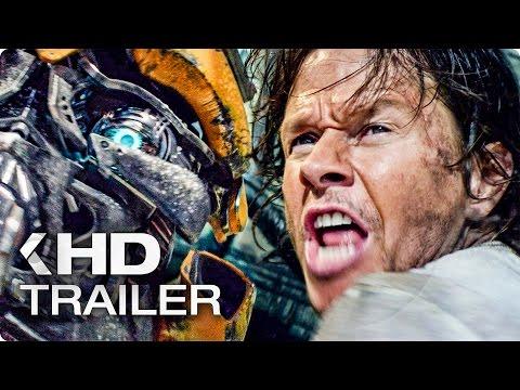 TRANSFORMERS 5 IMAX 3D Featurette & Trailer German Deutsch (2017)