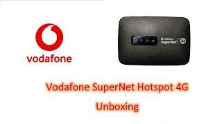 Vodafone SuperNet 4G Hotspot | Unboxing | Tamil
