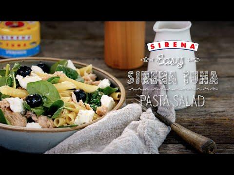 Sirena tuna pasta recipes