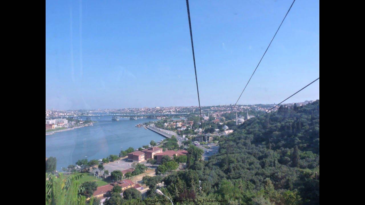 2013 Turquie Istanbul, Chez Pierre Loti, Vues Sur La Corne d\' Or ...