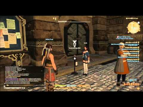 FFXIV Million Gil Miner Low Leveled Materials