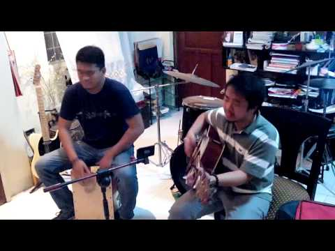 Maroon 5- Beautiful Goodbye acoustic cover by Mavilon
