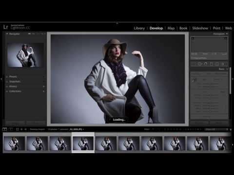 How moving an adjustment layer in Lightroom can save you time