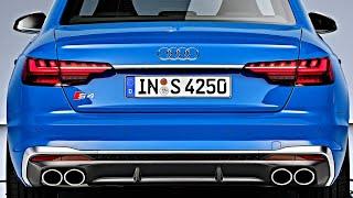 2020 Audi S4 Sedan TDI Limousine (diesel hybrid) – interior, exterior, and drive / Audi S4 2020