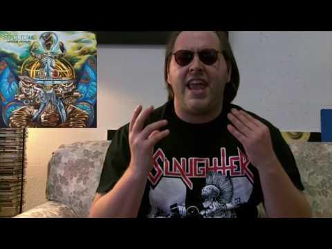 Sepultura - MACHINE MESSIAH Album Review