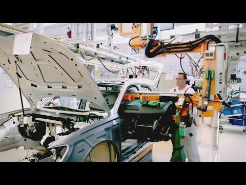 Bayern. Moderne Industrie und mehr. - Bayern