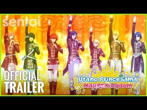 Uta no Prince - sama: Maji Love Kingdom Official Blu-Ray Trailer