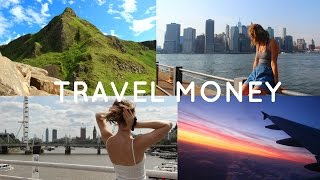 HOW TO SAVE MONEY FOR TRAVEL IN 2016