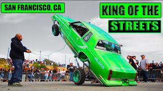 KING OF THE STREETS, SF 2018!!