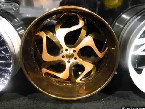 Sema 2013 Latest Wheel & Tire Designs - Asanti 32 Inch Rims & 34 inch Rims