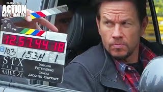 MILE 22 Featurette   BTS Stunts   Mark Wahlberg, Iko Uwais Action Movie