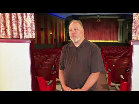 Hamburg Palace Theatre premiers a movie theatre documentary