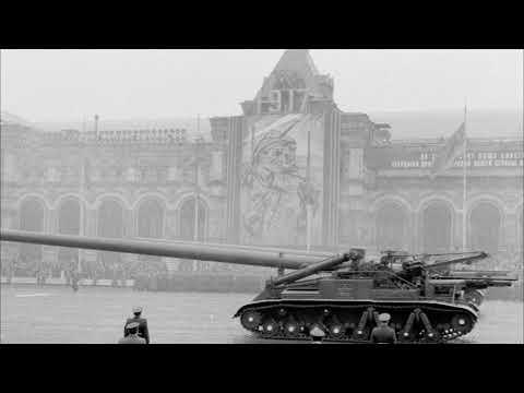 """Самоходный Миномёт 2Б1 """"ОКА"""" -  Ядерный монстр СССР"""