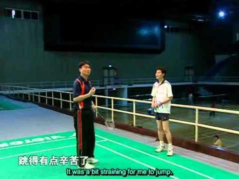 [Clip 10]Nhảy đập cầu cuối sân, đẩy cầu trái tay trong sân