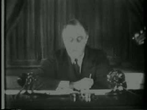 FDR Fireside Chat #2, Better Wage Promises 1933/5/8