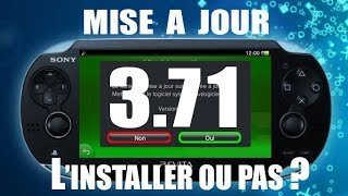 MISE A JOUR 3.71 PS VITA : Faut-il l'installer ? Trinity Hack Patch + Hack 3.71 FW PSVita Jailbreak