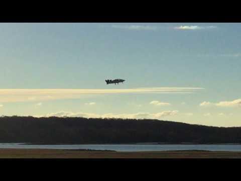 SubSonex SN JSX0007 First Flight: Andrew San Marco