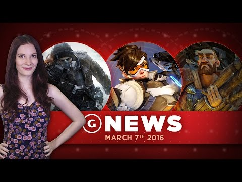 Fable Legends Cancelled; Overwatch Release Date Revealed! - GS Daily News