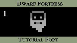 Dwarf Fortress Tutorial Fort - Setup & Embark  -  ( Episode 1 ) thumbnail