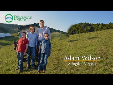 Wilson  DTNPF 2018 Best Young Farmers and Ranchers