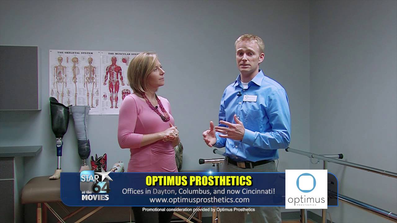 Amy Scalia interviews Travis Barlow of Optimus Prosthetics about physical therapy