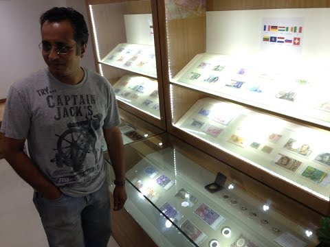 Visiting Taka Museum: Part-1 An Exciting Journey to the history of Bank Notes & Coins of the world.