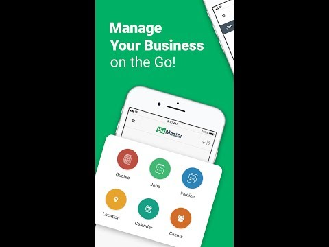 Quoting Invoicing And Manage Your Jobs On The Go