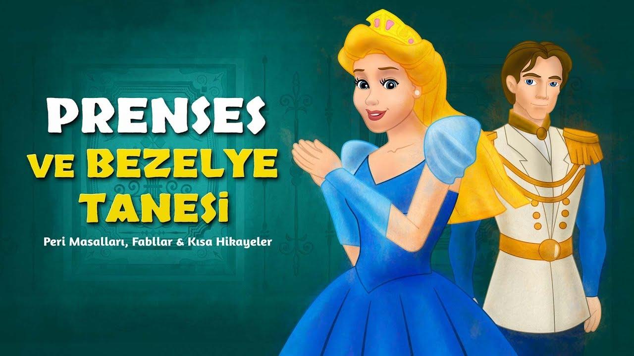 Prenses ve Bezelye Tanesi - Çizgi Film Masal