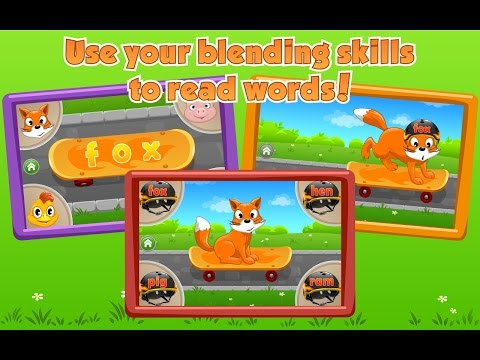 "Kids Learn to Read ""Educational Education Games"" Android Gameplay Video"