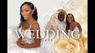 FOR BUSSEY OR WORSE  THE BUSSEY WEDDING 2020