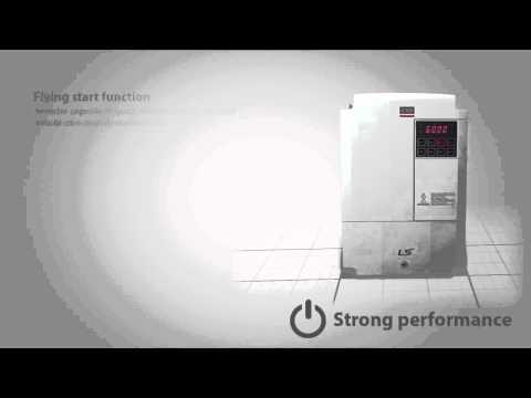 LS Industrial Systems S100 Standard AC Inverter Drive from Dalroad