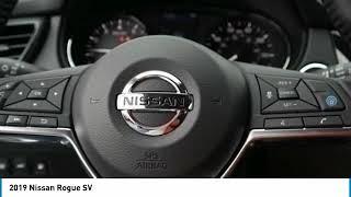 2019 Nissan Rogue Used 2019 Nissan Rogue SV 190788