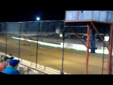 A lap at Waycross Motor Speedway! 8-18-12