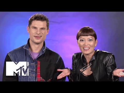 Charades With 'Pitch Perfect 2' Stars Hanna Mae Lee & DJ Flula  MTV