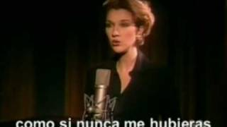 Celine Dion - To love you more- clip oficial traducido