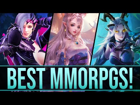 TOP TEN MOBILE MMORPGS OF 2019