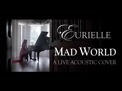 Gary Jules - Mad World (A Live Acoustic...