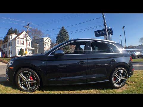 2018 Audi SQ5 Haverhill MA, Lawrence MA, Methuen MA, Salem NH, Andover, MA 11813V