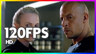 [120FPS] Fast and Furious 8 - The Fate of the Furious | Trailer #1 | 2017