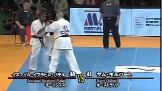【新極真会】第10回全世界空手道選手権大会 男子2回戦 20 SHINKYOKUSHIN KARATE