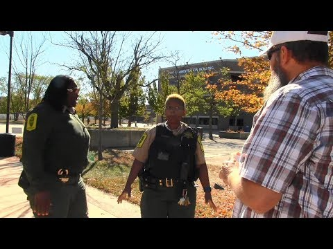 Chicago State University - Dealing w/Cops at Small Universities - Kerrigan Skelly