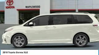 2018 Toyota Sienna XLE Maplewood, St Paul, Minneapolis, Brooklyn Park, MN J12113