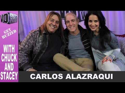 Carlos Alazraqui PT2 - Voice of Rocko - Voice Over Tips And Advice  EP 110